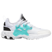 Nike React Presto - Boys' Grade School - White
