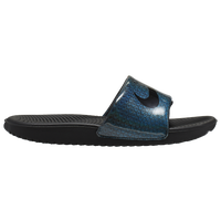 Nike Kawa Slide - Girls' Grade School - Blue