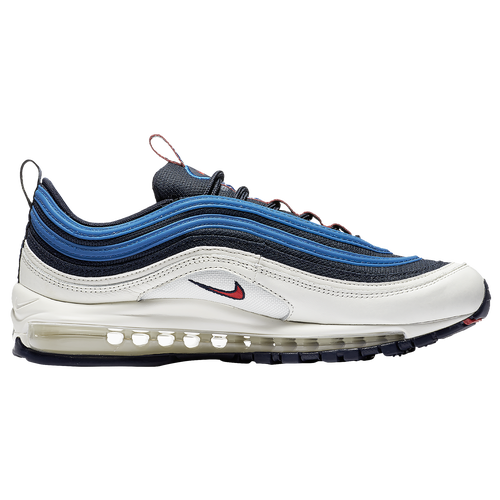 8861773f9d Nike Air Max '97 - Men's - Casual - Shoes - Obsidian/University Red/Sail/Blue  Nebula