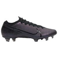 Nike Mercurial Vapor 13 Elite FG - Men's - Black