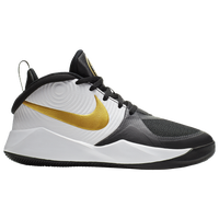 Nike Hustle D 9 - Boys' Grade School - Black / White