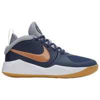 Nike Hustle D 9 - Boys' Grade School - Navy