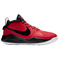 Nike Hustle D 9 - Boys' Grade School - Red