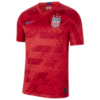 Nike Four Star Breathe Stadium Jersey - Men's - USA - Blue