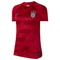 Nike Four Star Breathe Stadium Jersey - Women's - USA - Red