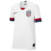 Nike Four Star Breathe Stadium Jersey - Boys' Grade School - USA - White