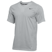 Nike Team Vapor Select 1-Button Jersey - Men's - Grey