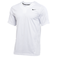 Nike Team Vapor Select 1-Button Jersey - Men's - White
