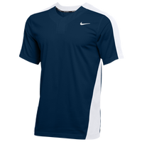 Nike Team Vapor Select 1-Button Jersey - Men's - Navy