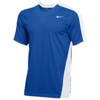 Nike Team Vapor Select 1-Button Jersey - Men's - Blue