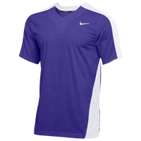 Nike Team Vapor Select 1-Button Jersey - Men's - Purple