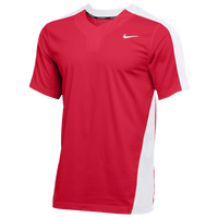 Nike Team Vapor Select 1-Button Jersey - Men's - Red