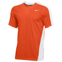 Nike Team Vapor Select 1-Button Jersey - Men's - Orange