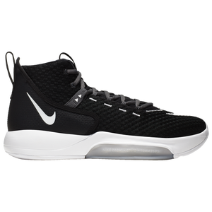 Nike Zoom Rize - Boys' Grade School - Black/White/Wolf Grey