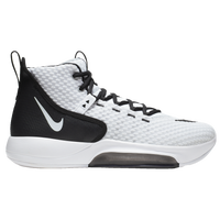Nike Zoom Rize - Boys' Grade School - White / Black