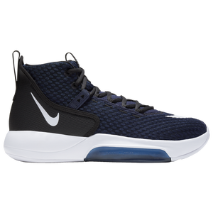 Nike Zoom Rize - Boys' Grade School - Midnight Navy/White/Black