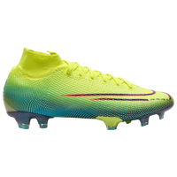 Nike Mercurial Superfly 7 Elite MDS FG - Men's - Light Green