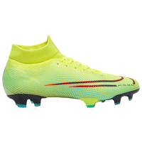 Nike Mercurial Superfly 7 Pro MDS FG - Men's - Light Green