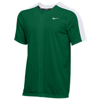 Nike Team Vapor Select Full Button Jersey - Men's - Green