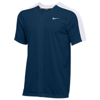 Nike Team Vapor Select Full Button Jersey - Men's - Navy