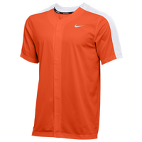 Nike Team Vapor Select Full Button Jersey - Men's - Orange