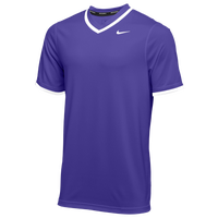 Nike Team Vapor Select V-Neck Jersey - Men's - Purple