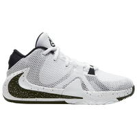 Nike Zoom Freak 1 - Boys' Grade School -  Giannis Antetokounmpo - White
