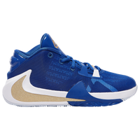 Nike Zoom Freak 1 - Boys' Grade School -  Giannis Antetokounmpo - Blue / White