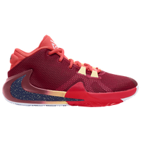 Nike Zoom Freak 1 - Boys' Grade School -  Giannis Antetokounmpo - Red