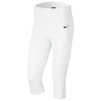 Nike Vapor Select High Baseball Pants - Men's - White