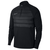 Nike Academy Pro Drill Top - Men's - Black
