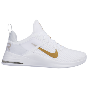 Nike Air Bella TR 2 - Women's - White/Metallic Gold
