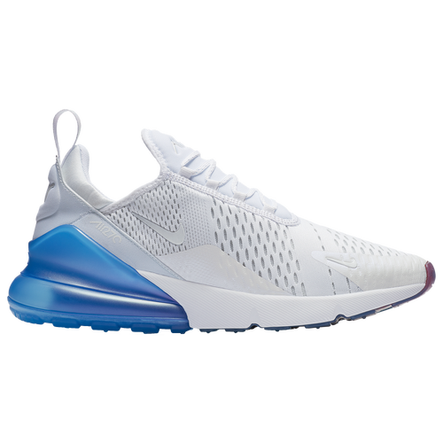 Nike Air Max 270 - Men s - Casual - Shoes - White Metallic Silver ... a1484beeb