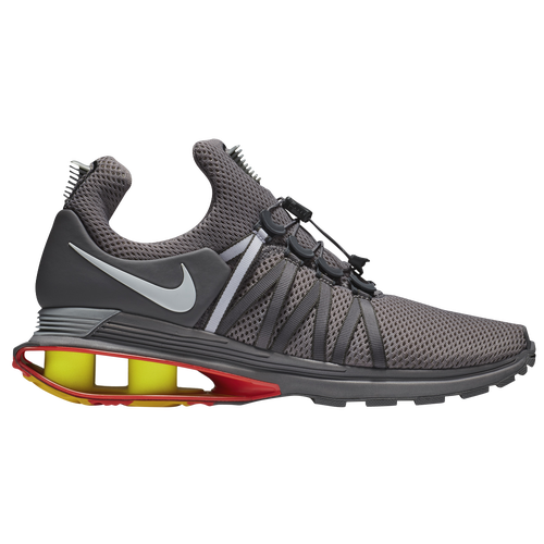 Nike Shox Gravity - Men's - Grey / White