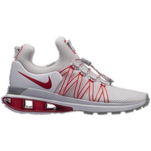 Nike Shox Gravity - Women's - Running - Shoes - White/University  Red/White/Solar Red