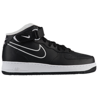 Nike Air Force 1 Mid - Men s - Casual - Shoes - Grove Green Black ... ed28e8eda