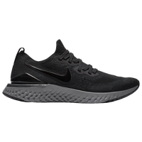 Nike Epic React Flyknit 2 - Men's - Black / Grey