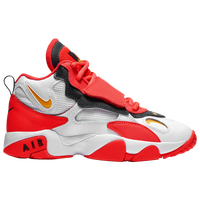 Nike Air Speed Turf - Boys' Grade School - White / Red