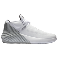 Jordan Why Not Zero.1 Low - Men's -  Russell Westbrook - White / Silver