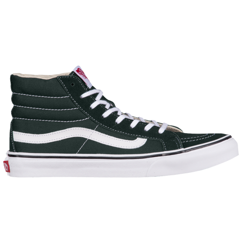 Vans SK8-Hi Slim - Women's - Black / White