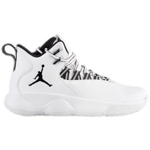 online store 89391 00a34 Jordan Super.Fly MVP - Men s - Basketball - Shoes - White Black