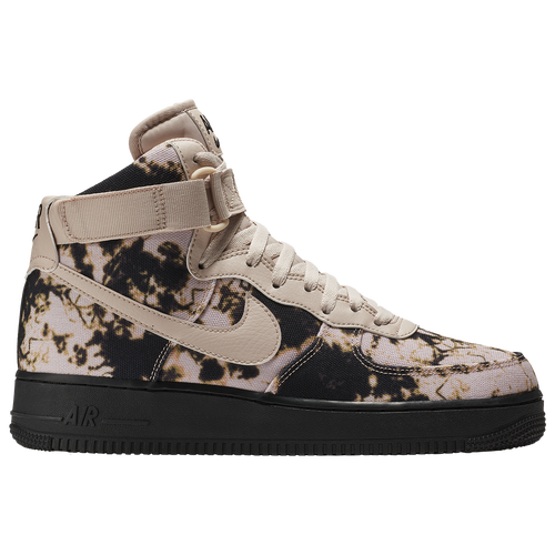 Air Nike Casual Men's High Beige Particle Force 1 Shoes OPuXZki