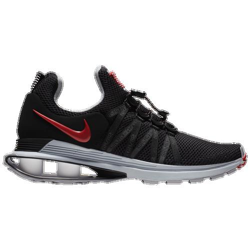 de300627c6d Nike Shox Gravity - Men s - Casual - Shoes - Black Varsity Red White Wolf  Grey