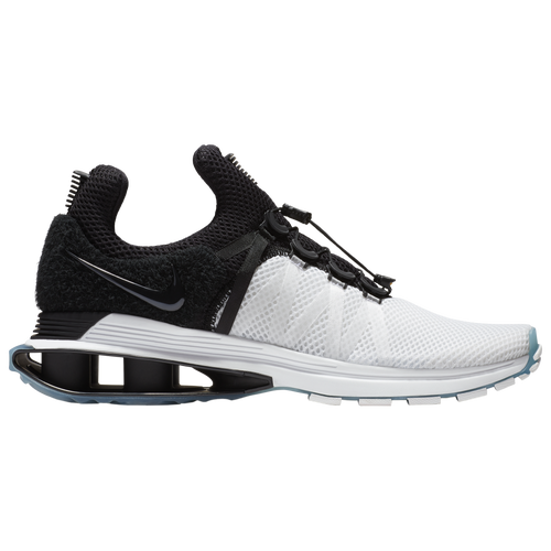 buy popular 5d940 7bc81 Nike Shox 2017 Foot Locker Nike Shox Gravity - Mens - Running - Shoes -  WhiteBlackWhite ...