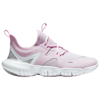 Nike Free Run 5.0 - Girls' Grade School - Pink