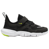 Nike Free Run 5.0 - Boys' Preschool - Black