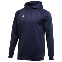 Jordan Team Alpha Therma Pullover Hoodie - Men's - Navy