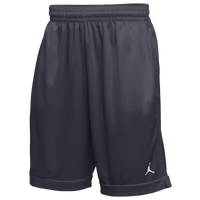 Jordan Team Practice Shorts - Men's - Grey