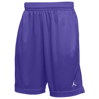 Jordan Team Practice Shorts - Men's - Purple