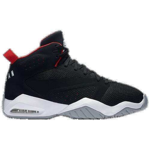 187b5911423 Jordan Lift Off - Men s - Casual - Shoes - Black White University Red Wolf  Grey